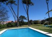 Pinares a 1 cuadra del mar 3 dormitorios y piscina en punta del este