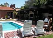 Pinares pda 27 con piscina y 3 dormitorios en punta del este