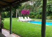 Preciosa casa con piscina climatizada y 4 dormitorios en rincon del indio en punta del este