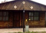 Alq cabana san luis temporada verano 2 dormitorios