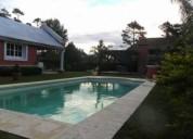 Pinares 3 dormitorios con piscina a 3 cuadras del mar en punta del este