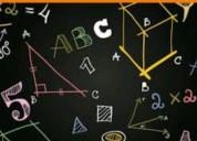 Clases de matematica ingles historia