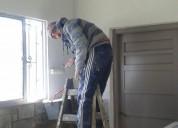 Se hacen trabajos de pintura yeso albanil en ciudad de la costa