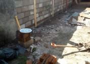 trabajos de construccion en las piedras