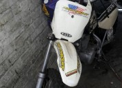 Vendo honda xr 100 original 80000 kms
