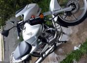 Vendo moto honda storm 63000 kms