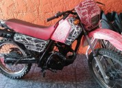 moto honda 125 con libreta vendo o permu en las piedras