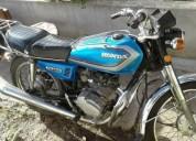 Se vende moto honda en chacras de paysand