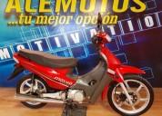 Ale motoss yumbo max 110 automatica 5000 kms