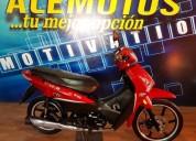Ale motosss city 125 al dia 7500 kms