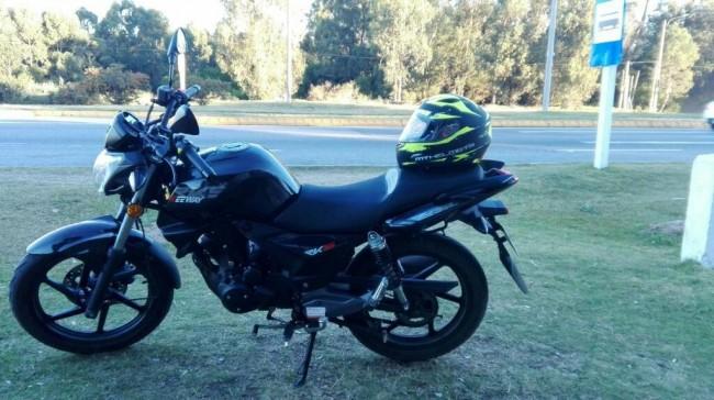 Moto Keeway Rks 125 11111 kms