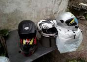 casco de moto vendo el lote en montevideo