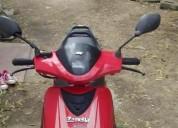 Moto zanella en san josé de mayo