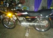 Vendo moto zuzuki ax 100 14600 kms