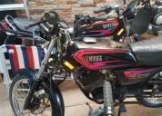 Yamaha rx 115 3586 kms