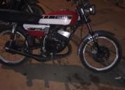 moto yamaha rx 100 al dia en santa lucía