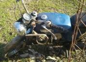 Vendo Motor Kawasaki Gto 110 Libreta en Las Piedras