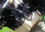 Tres motos por un auto escucho ofertas 1111111 kms