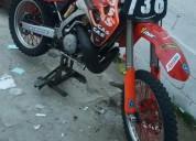 Moto gas gas 2t ano 2002 en montevideo