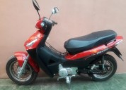 Moto winer force ii 125 5000 kms