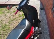 Moto 110 winner orion en montevideo