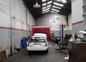 Vendo galpon ideal taller deposito garaje etc en montevideo