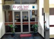 Dueno vende hotel en pleno centro de maldonado en punta del este