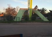 Local frente al arco alquilo en ciudad de la costa