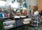 Vendo peluqueria instalada y funcionando en montevideo