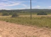 Campo en ruta 9 en san carlos