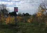 terreno en barrio talar en pando