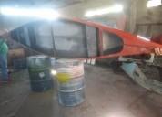 Vendo excelente canoa cars en ciudad de la costa