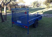 Trailer con Parillero cars