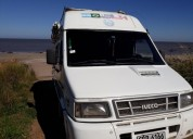 motorhome iveco daily 3510 cars