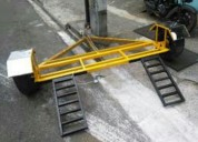 Fabricacion de trailers de todo tipo cars