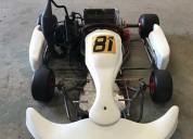 Karting motor 125 dos tiempos caja cars