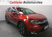 Honda crv exl 4x4 modelo 2018 0km made in usa cars