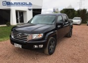 Honda ridgeline doble cabina 2014 barriola 85000 kms cars