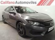 Honda civic lxs automatico 0km excelente cars
