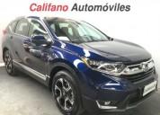 Honda crv new exl 4x4 made in usa modelo 2018 0km cars