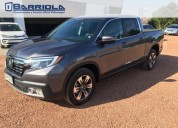 Honda ridgeline doble cabina 2018 barriola 2500 kms cars