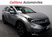 New honda crv ex 4x2 made in usa modelo 2018 0km cars