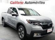 Honda ridgeline precio leasing entrega ya 2018 0km cars