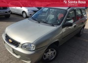 chevrolet corsa classic wagon ficha oficial 2010 76000 kms cars