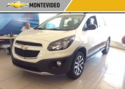 Chevrolet spin active 2018 0km cars