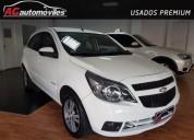 Chevrolet agile ltz 2013 extrafull excelente estado 70000 kms cars