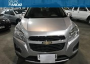 chevrolet tracker ltz 2014 80000 kms cars