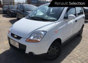 Chevrolet spark con direccion 2013 27000 kms cars