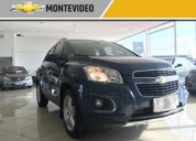 chevrolet tracker ltz at 2013 61000 kms cars