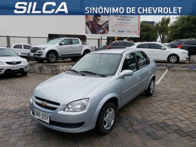Chevrolet Corsa Base 2012 Gris Plata 4 puertas 87000 kms cars